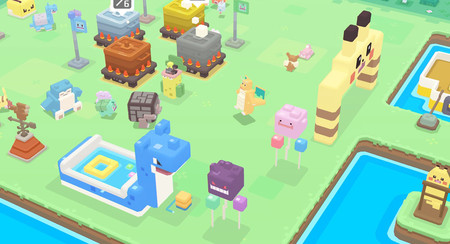 Campo Base Pokemon Quest
