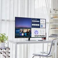 Samsung amplía la gama de pantallas Smart Monitor: resolución 4K o 1080p, sistema Tizen y acceso a televisión en streaming