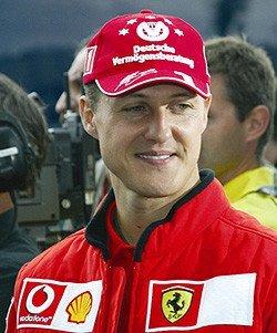 Schumacher no necesita descansar