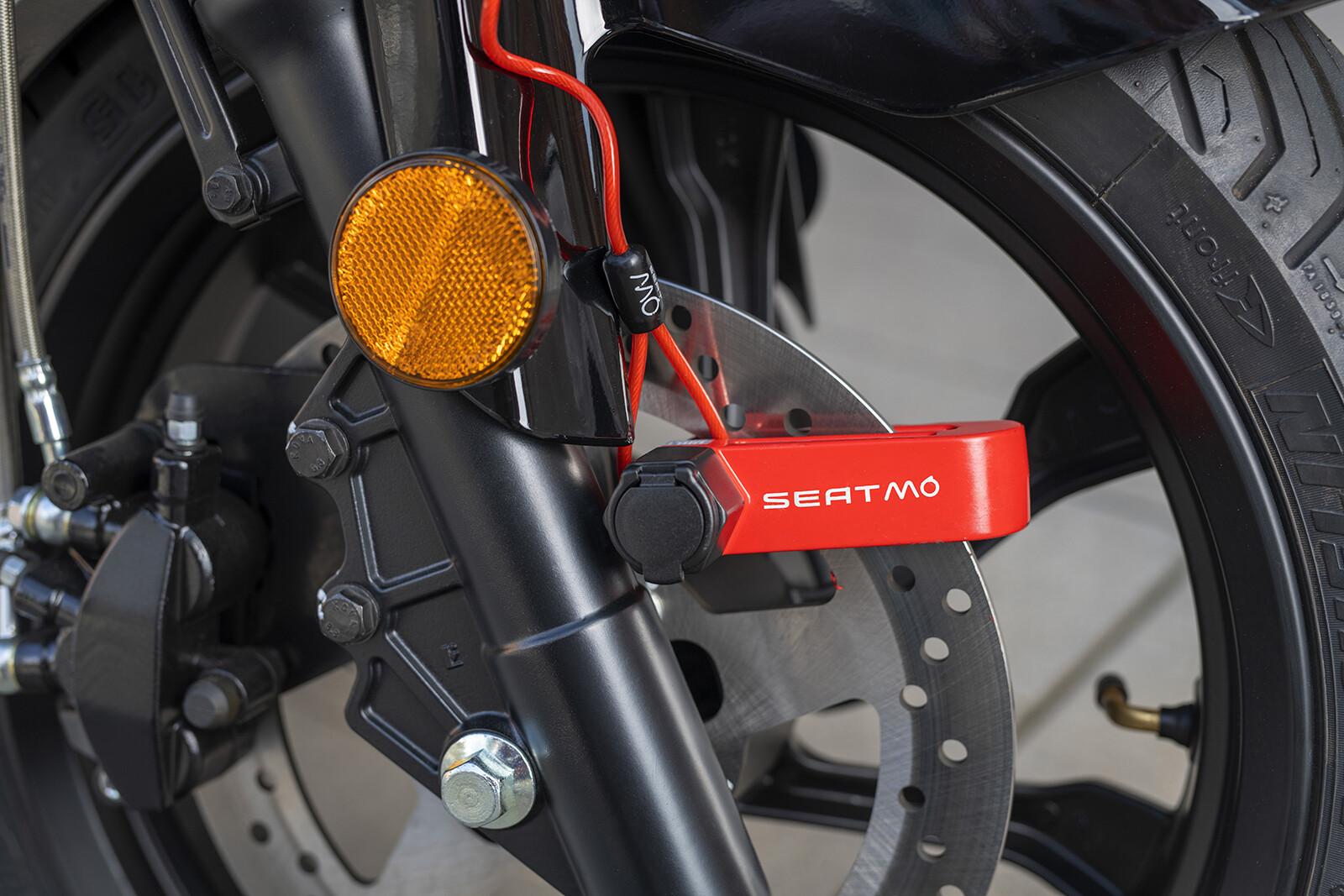 Foto de SEAT MÓ eScooter 125 (76/81)