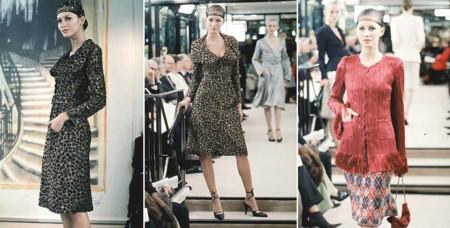 Gisele Bundchen Chanel Alta Costura 1998