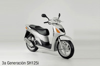 Honda SG125i, tercera generación