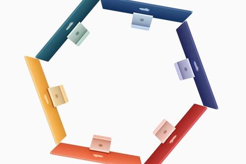 Seis creativos y coloridos espacios de trabajo diseñados para sacar el máximo partido al color del iMac M1