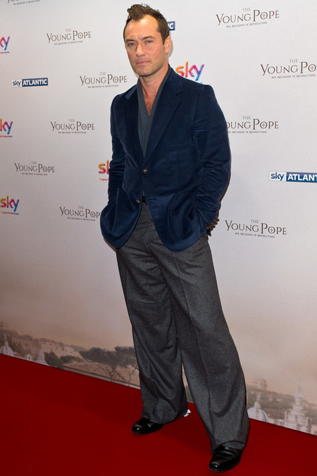 Sky Original Production The Young Pope Uk Premiere Photocall