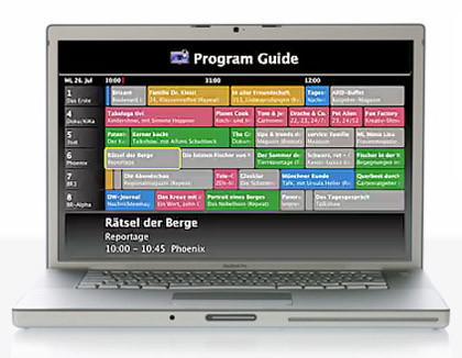 Elgato actualiza su EyeTV, ahora con integración en FrontRow