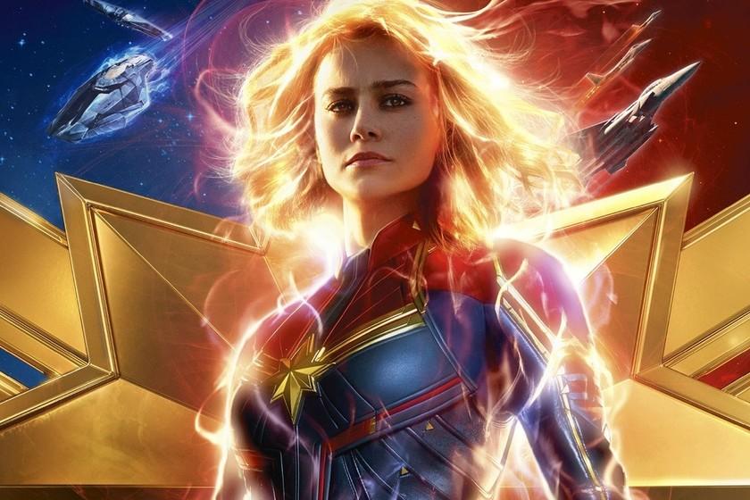 Ver Capitana Marvel / Captain Marvel (2019) Online Latino ...