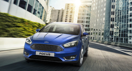 Ford Focus 2014 1