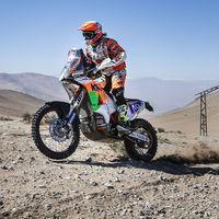 Laia Sanz, la heroína del desierto, vuelve a protagonizar un gran gesto de deportividad en el Atacama Rally