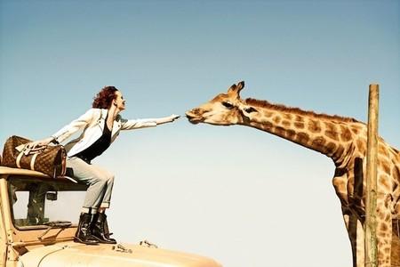 Louis Vuitton, Sudáfrica y Peter Lindbergh