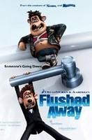 Trailer de 'Flushed Away', plastilina por ordenador