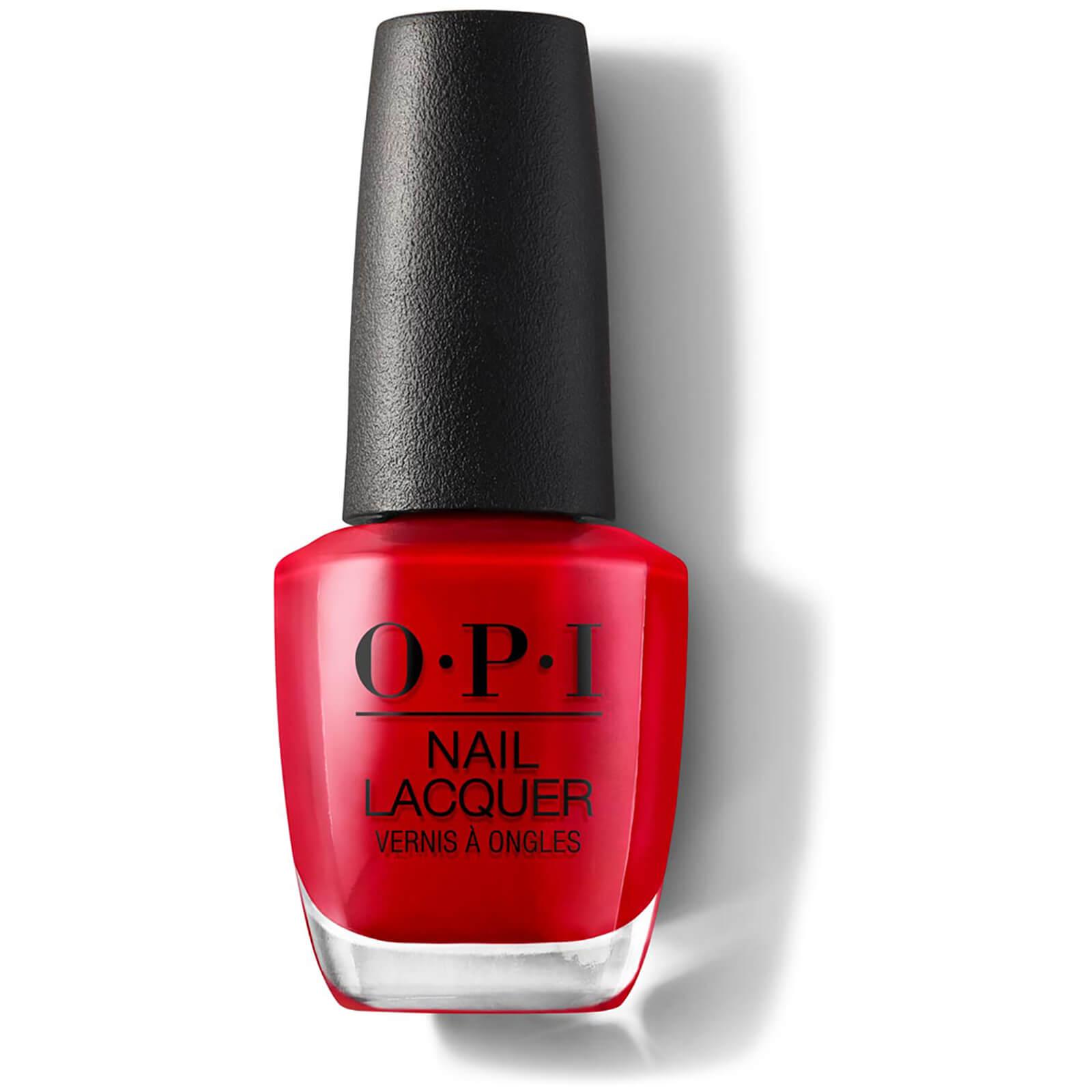 Laca de uñas Classic de OPI - Big Apple Red
