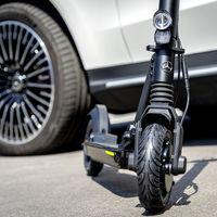Mercedes-Benz lanzará un patinete eléctrico en 2020, pero no ha querido revelar aún sus datos técnicos