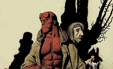 Hellboy Corben