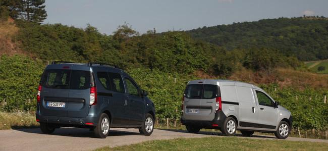 Precios en España del Dacia Dokker y Dacia Dokker Van