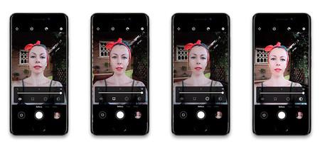 Meizu Pro 7 modo belleza