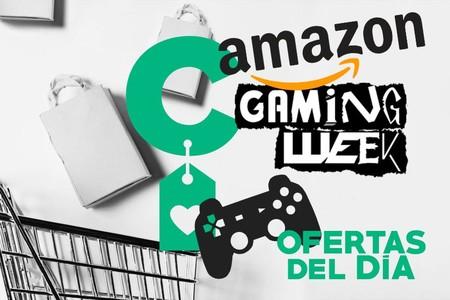 10 ofertas gaming del día en la Gaming Week de Amazon: portátiles, monitores, routers y periféricos a precios rebajados