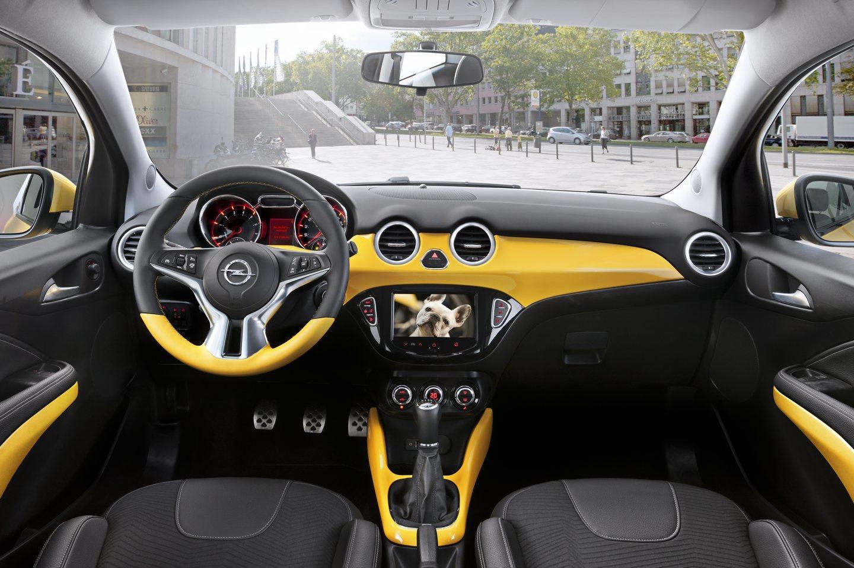 Foto de Opel Adam (18/50)