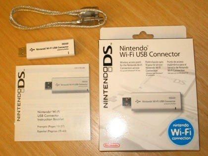 Nintendo DS WiFI: adaptador en funcionamiento y más