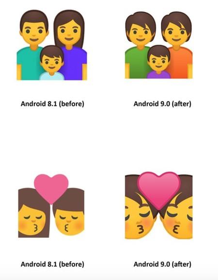 Genero Emojis