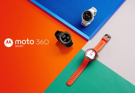 Motorola presentará el Moto 360 Sport el 18 de diciembre