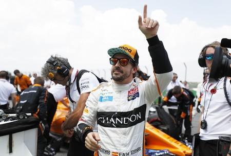 Todo preparado para la despedida de Fernando Alonso de la Fórmula 1