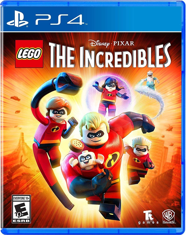 LEGO The Incredibles para PlayStation 4