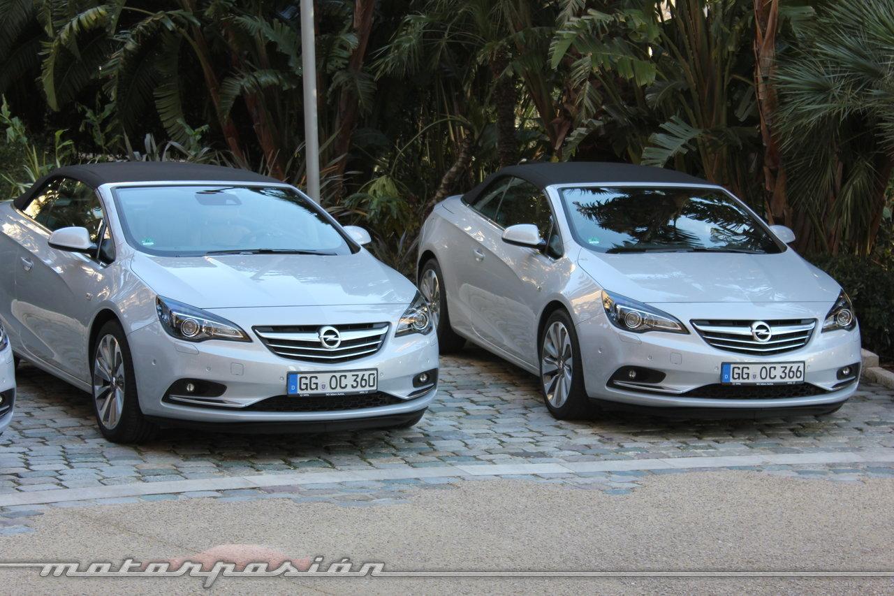 Foto de Opel Cabrio 2013 (presentación) (42/52)