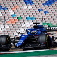 El mejor Fernando Alonso desde su vuelta a la Fórmula 1 salió en Portugal: un remontada demoledora a base de ritmo