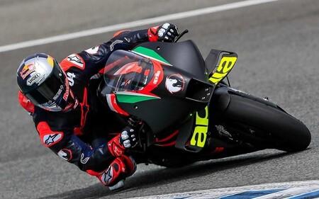 Dovizioso Aprilia Jerez Motogp 2021 3