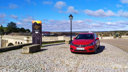 Opel Astra 2020 review opiniones