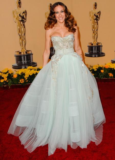 Sarah Jessica Parker Dior Couture 2009