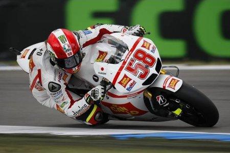 MotoGP Italia 2011: la lluvia condiciona la tarde de entrenamientos