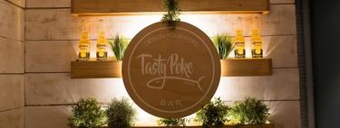 Hawai y Madrid confluyen en Tasty Poke Bar, un buen plan para disfrutar estos días en Madrid