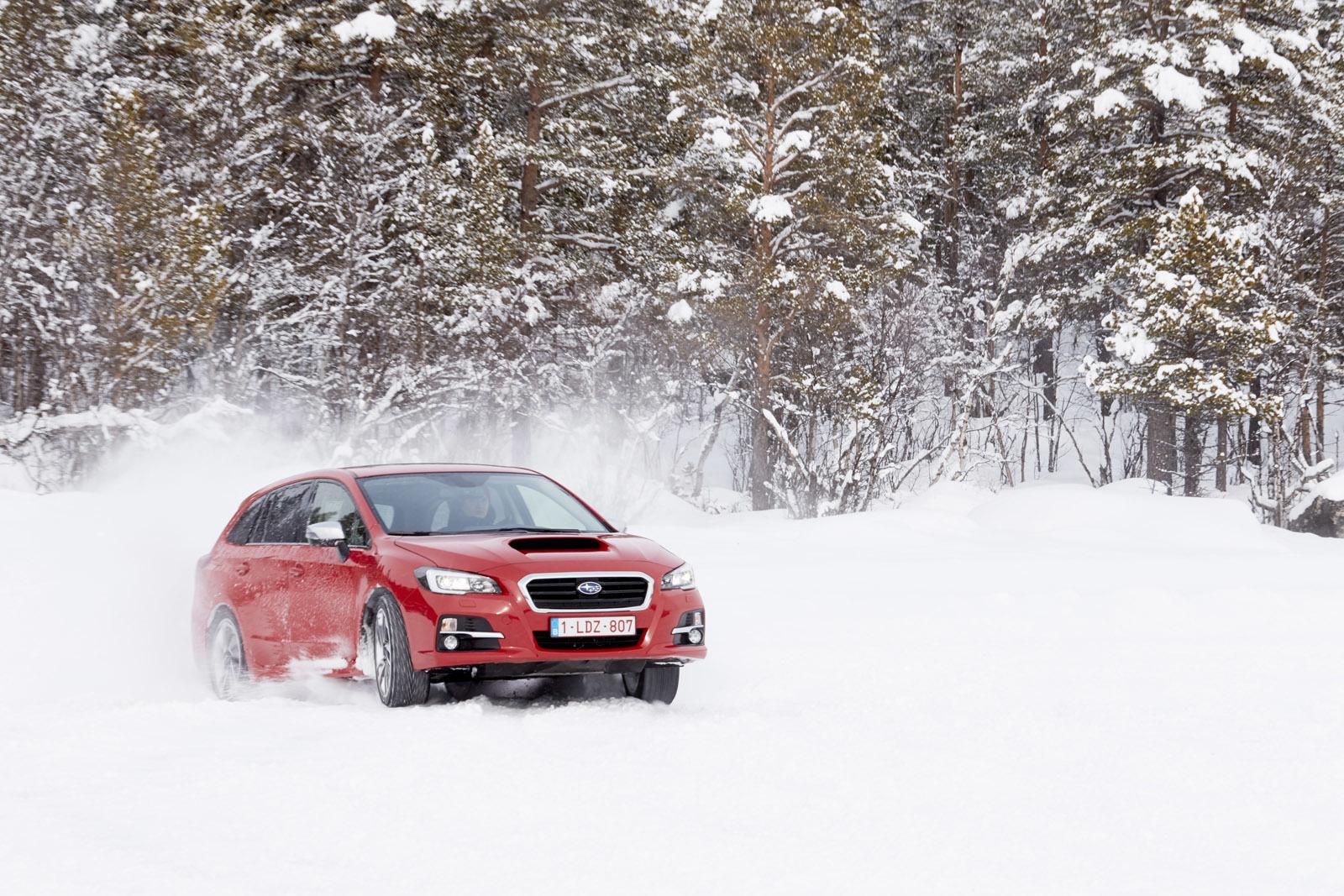 Foto de Subaru Snow Drive 2016 (47/137)