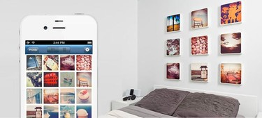 Canvas Pop, cuadros con fotos de Instagram