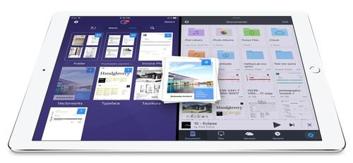 Readdle añade función de arrastrar y soltar en sus apps para iPad, el futuro del iPad es esto