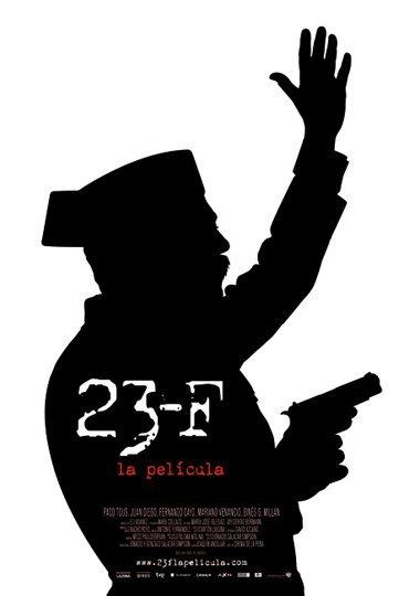 '23-F: la película', cartel y tráiler