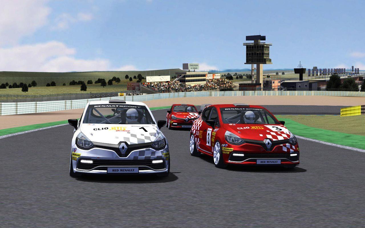 Foto de Renault Clio Cup On Line (10/24)