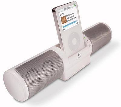 mm32, nuevos altavoces de Logitech para el iPod