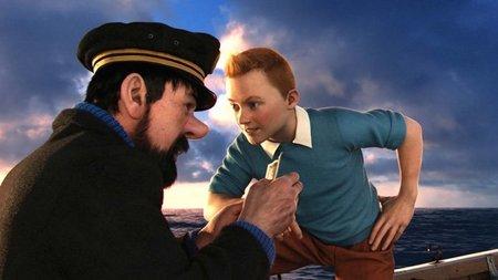 La mejor película de animación de 2011 según los lectores de Blogdecine es 'Las aventuras de Tintín'
