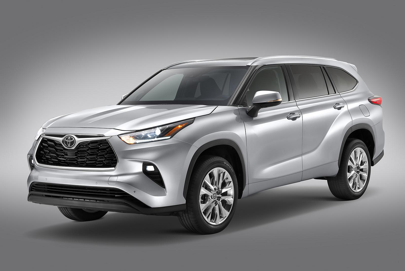 Foto de Toyota Highlander 2020 (1/24)