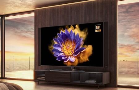 Xiaomi Mi Tv Master Extreme 8k 5