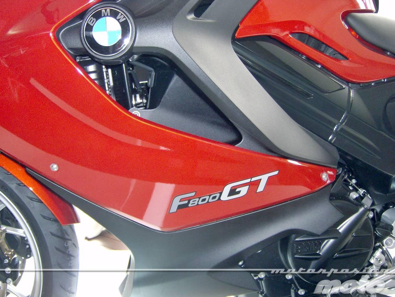Foto de BMW F 800 GT, prueba (valoración, ficha técnica y galería) - Detalles (5/22)