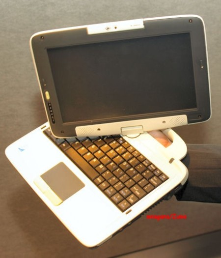 Intel Classmate Tablet PC