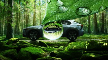 Subaru Solterra 2022, primer vídeo teaser del SUV eléctrico
