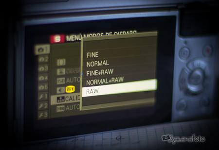 Estas son las ventajas y los inconvenientes de elegir el formato RAW para nuestras fotografías