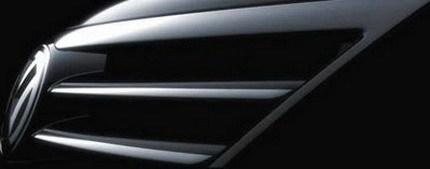 Volkswagen Passat Coupe