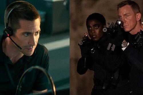 11 películas imprescindibles para este fin de semana (1-3 de octubre): 'Sin tiempo para morir', 'Culpable', 'Marte (The Martian)' y más