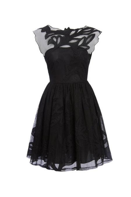 Asos Otoño-Invierno 2012/2013: sus vestidos son únicos