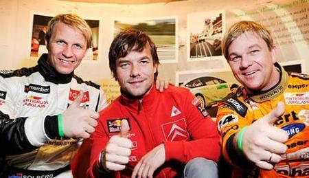 ¿Solberg Brothers World Rally Team para 2010?